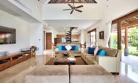 Baan Tawantok Estate Living Area | Lipa Noi, Koh Samui