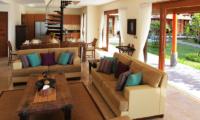 Baan Tawantok Estate Indoor Living and Dining Area | Lipa Noi, Koh Samui