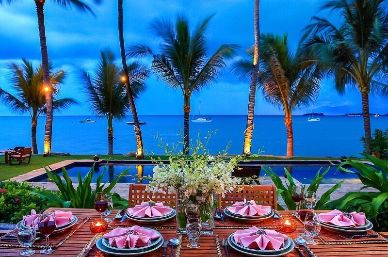 Ban Haad Sai Pool Side Dining | Bang Rak, Koh Samui