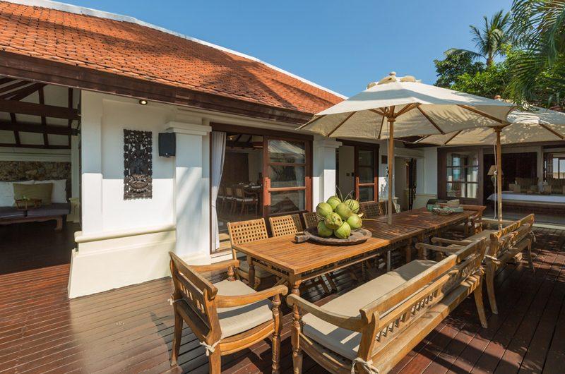 Ban Haad Sai Outdoor Dining | Bang Rak, Koh Samui