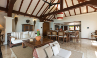 Ban Haad Sai Living and Dining Area | Bang Rak, Koh Samui