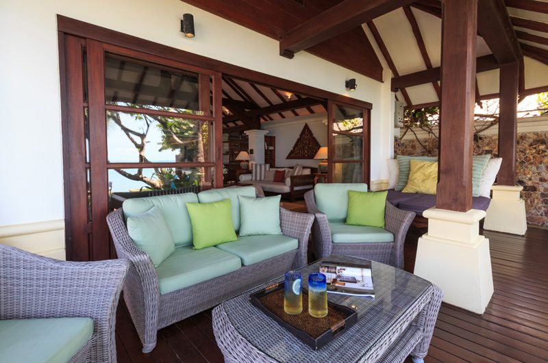 Ban Haad Sai Outdoor Lounge Area | Bang Rak, Koh Samui