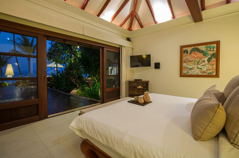 Ban Haad Sai Bedroom and Balcony | Bang Rak, Koh Samui