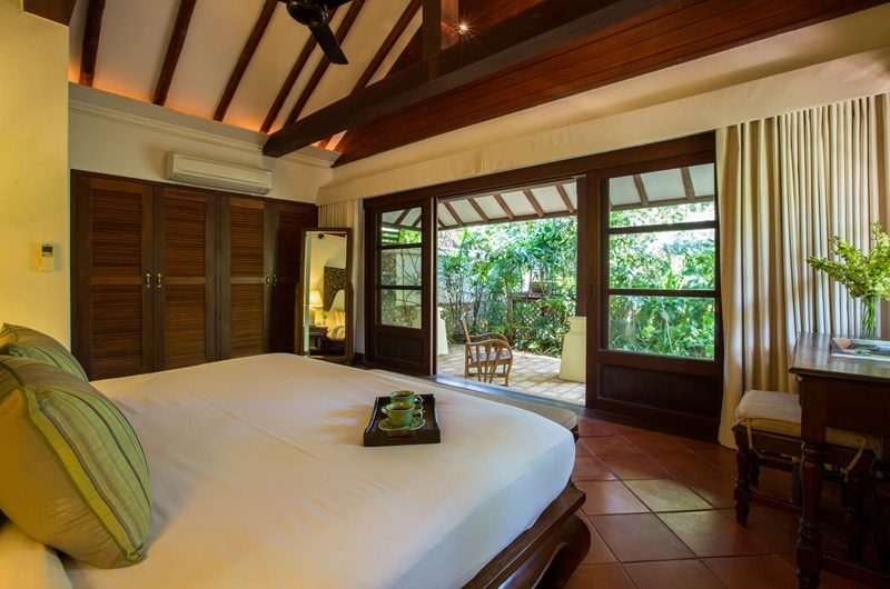 Ban Haad Sai Bedroom with Garden View | Bang Rak, Koh Samui