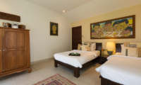 Ban Haad Sai Bedroom with Twin Beds | Bang Rak, Koh Samui