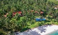 Ban Sairee Bird's Eye View | Koh Samui, Thailand