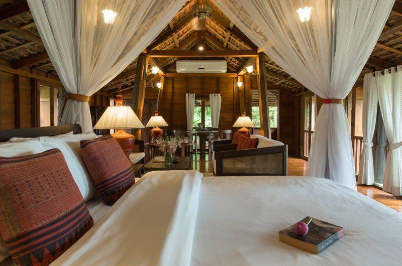 Ban Sairee Master Bedroom | Koh Samui, Thailand