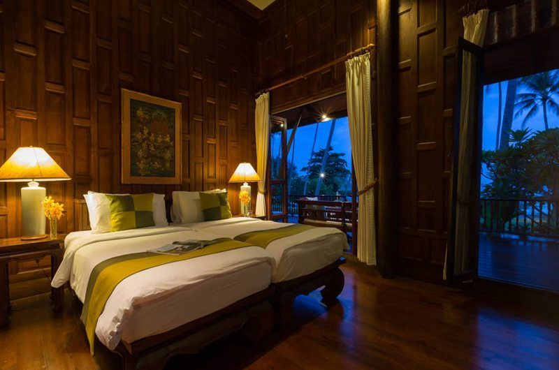 Ban Sairee Bedroom | Koh Samui, Thailand