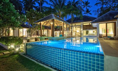 Ban Suriya Pool | Lipa Noi, Koh Samui
