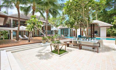 Ban Suriya Pool Side Dining | Lipa Noi, Koh Samui