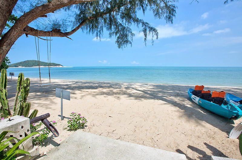 Ban Suriya Beachfront | Lipa Noi, Koh Samui