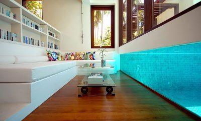 Ban Suriya Modern Reading Room | Lipa Noi, Koh Samui