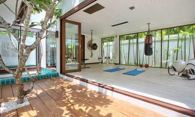 Ban Suriya Gym | Lipa Noi, Koh Samui