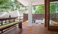Ban Suriya Upstair Deck | Lipa Noi, Koh Samui