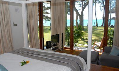Ban Suriya Bedroom with Sea View | Lipa Noi, Koh Samui