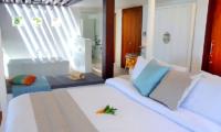 Ban Suriya Bedroom and En-suite Bathroom | Lipa Noi, Koh Samui