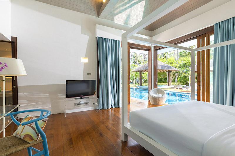 Ban Suriya Bedroom with Seating | Lipa Noi, Koh Samui