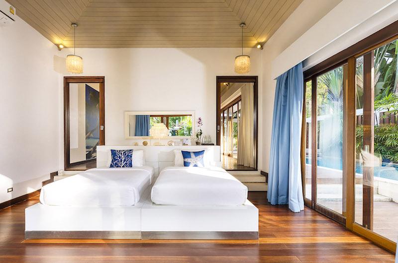 Ban Suriya Twin Beds | Lipa Noi, Koh Samui