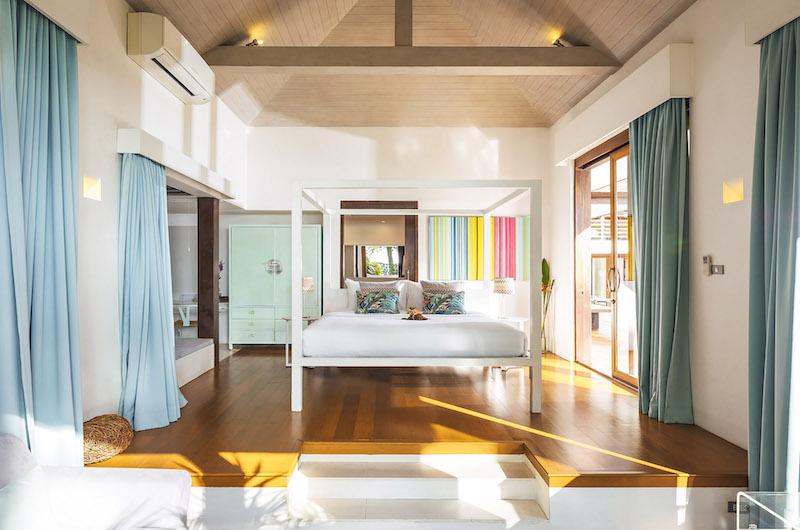 Ban Suriya Bedroom Area | Lipa Noi, Koh Samui