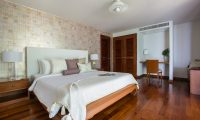 Bougainvillea Villa Bedroom with Study Table | Maenam, Koh Samui