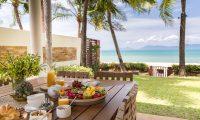 Bougainvillea Villa Open Plan Dining Area | Maenam, Koh Samui
