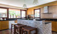 Bougainvillea Villa Breakfast Area | Maenam, Koh Samui