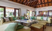 Bougainvillea Villa Family Area | Maenam, Koh Samui