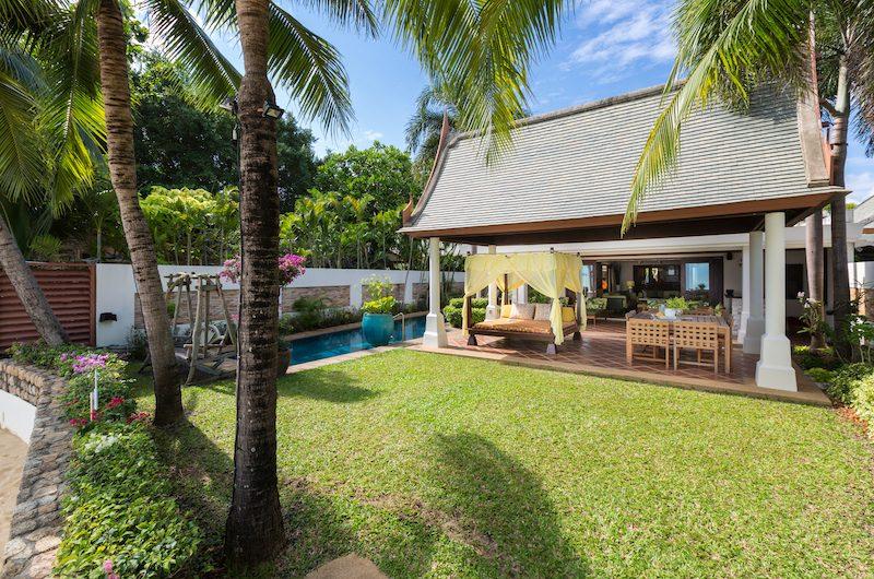 Bougainvillea Villa Garden | Maenam, Koh Samui