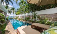 Bougainvillea Villa Sun Beds | Maenam, Koh Samui