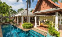 Bougainvillea Villa Pool Side | Maenam, Koh Samui