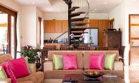 Tawantok Beach Villas Seating | Lipa Noi, Koh Samui