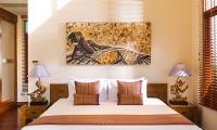 Tawantok Beach Villas Bedroom Area | Lipa Noi, Koh Samui