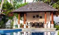 Tawantok Beach Villas Pool Bale | Lipa Noi, Koh Samui