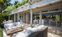 The Headland Villa 1 Outdoor Seating | Taling Ngam, Koh Samui
