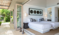 The Headland Villa 1 Spacious Twin Bedroom | Taling Ngam, Koh Samui