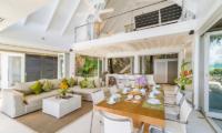 The Headland Villa 3 Living Room | Taling Ngam, Koh Samui