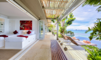 The Headland Villa 3 Twin Bedroom with Terrace | Taling Ngam, Koh Samui