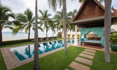 Villa Acacia Bird's Eye View | Maenam, Koh Samui