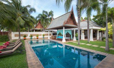 Villa Acacia Gardens and Pool | Maenam, Koh Samui