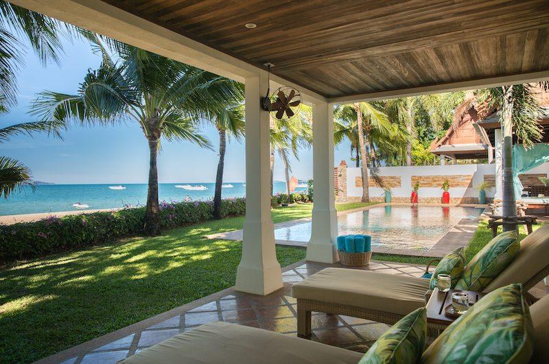 Villa Acacia Sun Beds | Maenam, Koh Samui