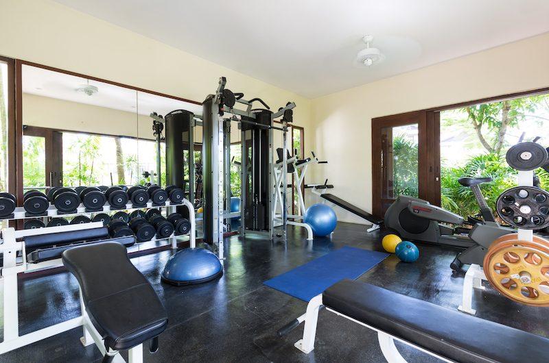 Villa Acacia Gym Area | Maenam, Koh Samui