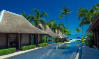 Villa Akatsuki Gardens and Pool   Lipa Noi, Koh Samui