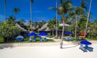 Villa Akatsuki Reclining Sun Loungers   Lipa Noi, Koh Samui