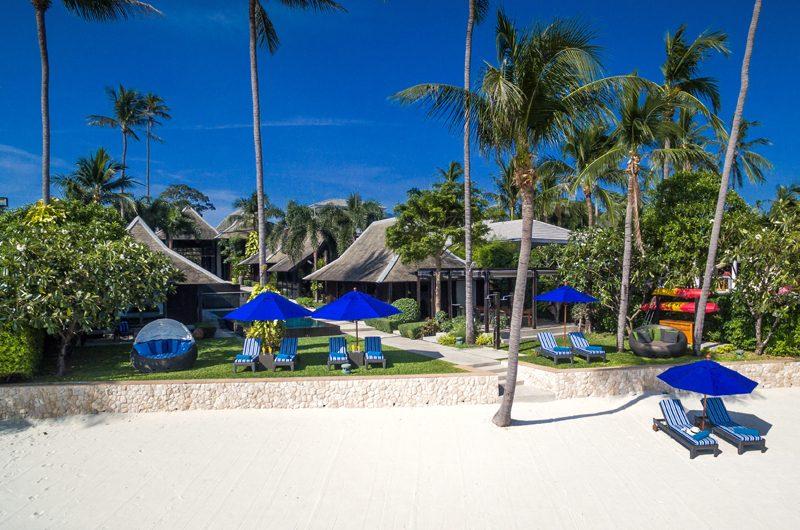 Villa Akatsuki Reclining Sun Loungers | Lipa Noi, Koh Samui