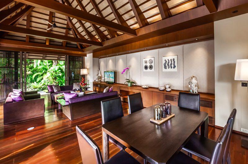 Villa Akatsuki Living and Dining Area | Lipa Noi, Koh Samui