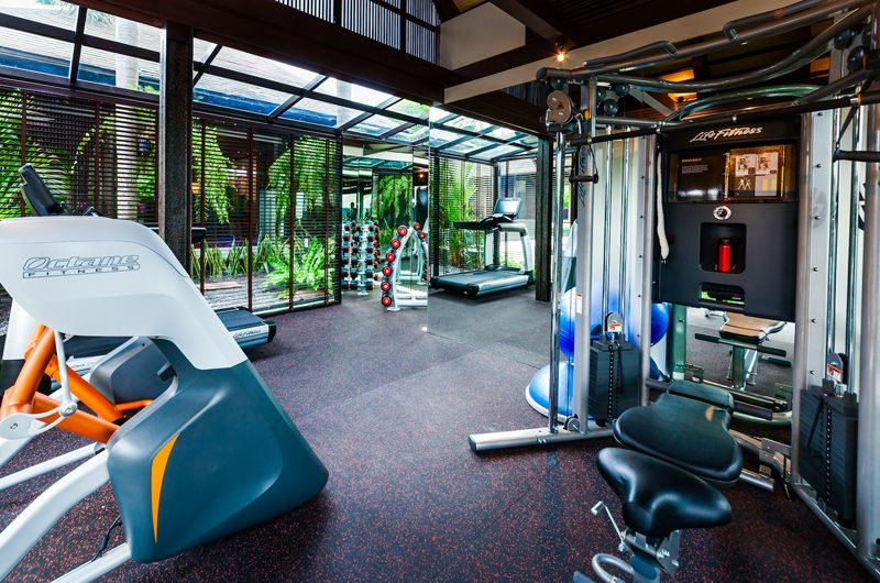 Villa Akatsuki Gym | Lipa Noi, Koh Samui