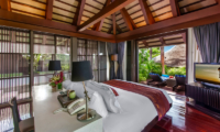 Villa Akatsuki King Size Bed   Lipa Noi, Koh Samui