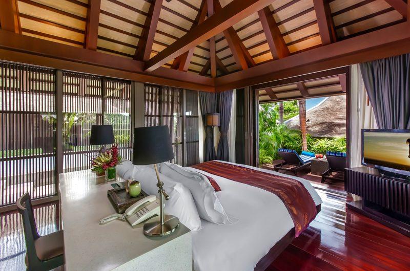 Villa Akatsuki King Size Bed | Lipa Noi, Koh Samui