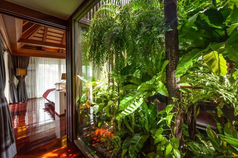 Villa Akatsuki Bedroom with Garden View   Lipa Noi, Koh Samui