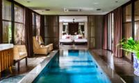 Villa Akatsuki Twin Bedroom with Pool View   Lipa Noi, Koh Samui